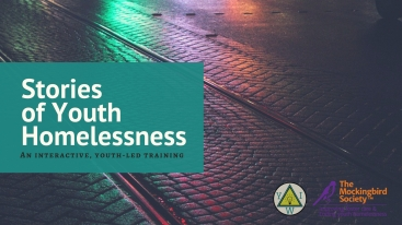 Stories of Youth Homelessness